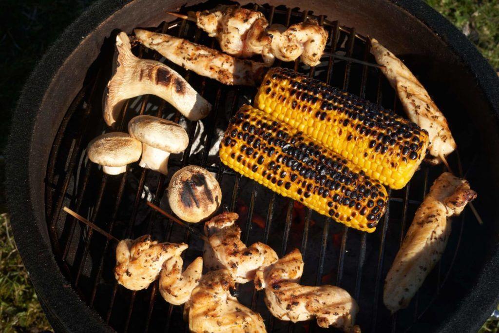 Roštiljanje je samo jedna od mnoštvo funkcija kamado grilla