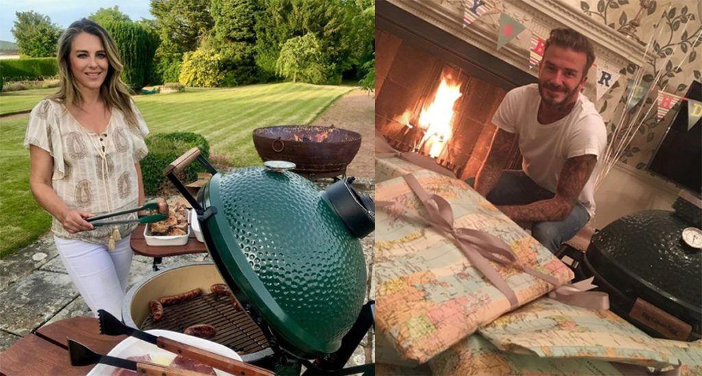 Svi vole kamado roštilje, od Davida Beckhama i Victorije, pa do velikih Michelinovih chefova