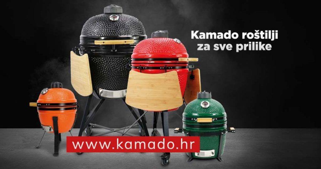 Kamado Web Shop - kupite roštilj ili dodatke online uz pogodonsti i akcije te besplatnu dostavu i plaćanja na rate
